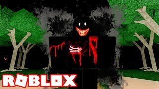 I WENT CAMPING IN ROBLOX AND IT DIDNT GO SO WELL | ROBLOX SCARY STORIES CAMPING HORROR GAME