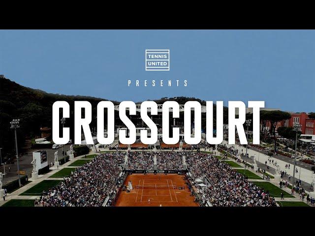 CrossCourt | Tennis United | Series Trailer