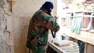 المعارضة السورية تتقدم بريف حلب وتأسر مقاتلين إيرانيين