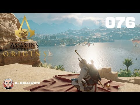 Assassin's Creed Origins #076 - Alle Orte zum Ausruhen [PS4] | Let's play Assassin's Creed Origins