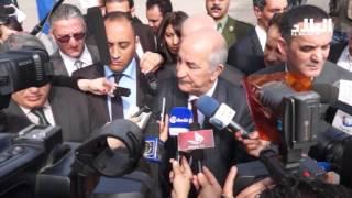 تبون : أسباب تنظيمية وراء تأجيل موعد اختيار مكتتبي عدل 2 لمواقع  سكناتهم  --el bilad tv -