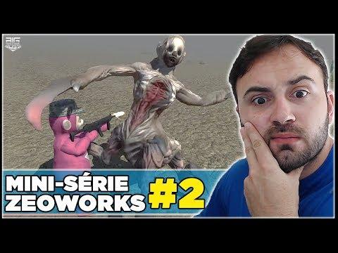 MINI-SERIE DA ZeoWorks SLENDYTUBBIES 3 -  2  big boss
