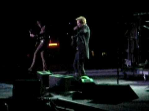 Billy Idol & Rick Allen White Wedding live 8-15-08