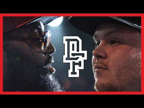 BIG J VS MARVWON | Don't Flop Rap Battle