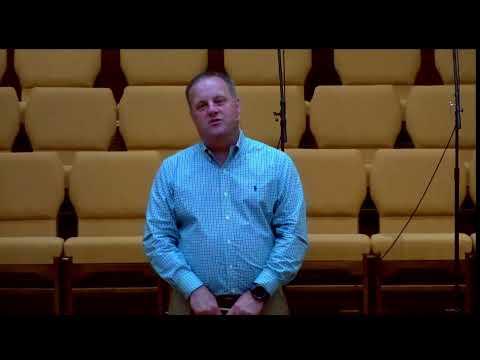 Dr. Paul Middleton Psalm  43