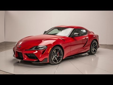 2020 Toyota Supra Goes Drifting Inside Huge Pinball For Super Bowl Commercial
