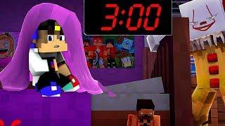 НЕ Играйте В Майнкрафт ПЕ в 3:00 ЧАСА НОЧИ Самая Страшная Карта Ужасы Видео Minecraft Pocket Edition