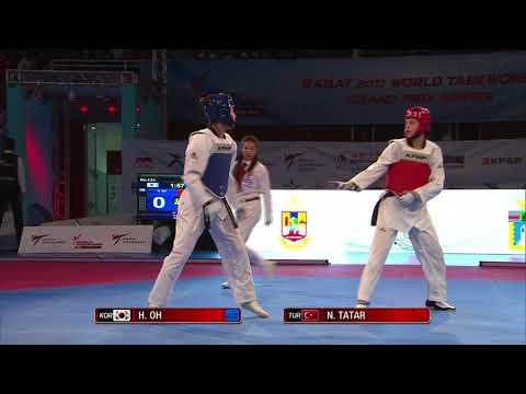 Rabat 2017 World Taekwondo Grand Prix Series_Highlights Day 1