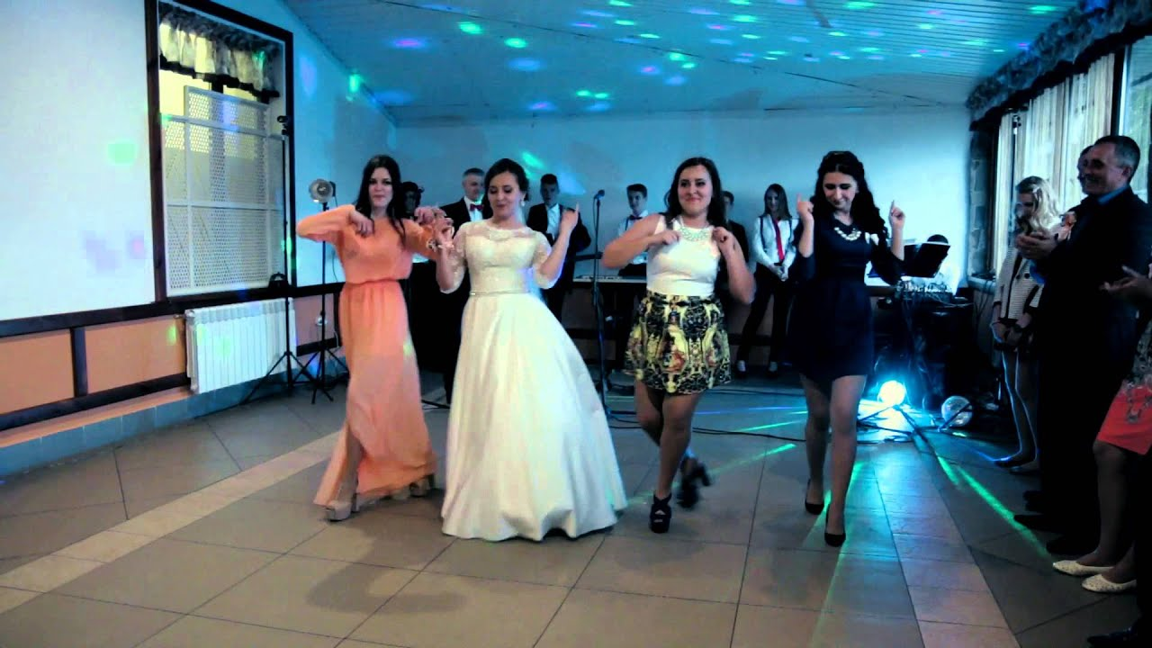 Танець нареченої. Подарунок для молодого - YouTube 82d992b73cc53