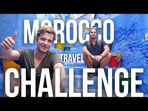 Hidden Backpacker Gem | Morocco EP 1 | Ancient Cities Fes & Chefchaouen