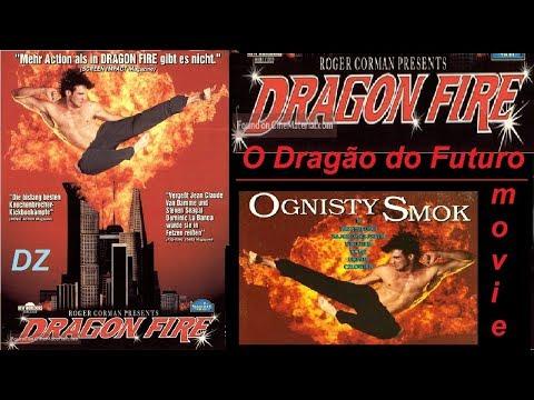 Dragon Fire Dragão do futuro 1993 Filme de Ação Completo legendas br