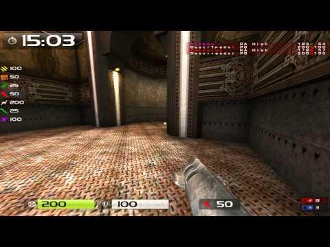 Quake Live: eDp! vs VDM Desvirgador
