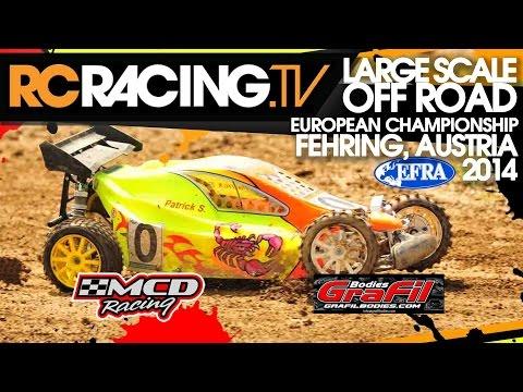EFRA Large Scale Off Road Euros - Thursday Qualifying - Live