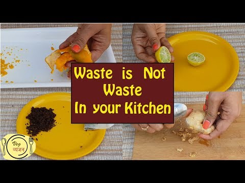 5 Very Useful Kitchen Tips to Reuse Waste Items | Never throw these 5 useful kitchen waste items