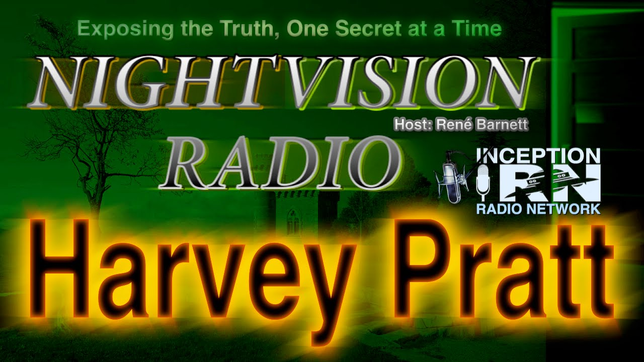 Harvey Pratt The Folklore Of Bigfoot Nightvision Radio Youtube