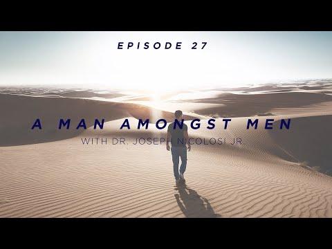 Coffee With Karim Ep 27: A Man Amongst Men - Dr. Joseph Nicolosi Jr.