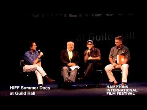 Josh Fox and Alec Baldwin on Gasland Part II: Hamptons Film SummerDocs