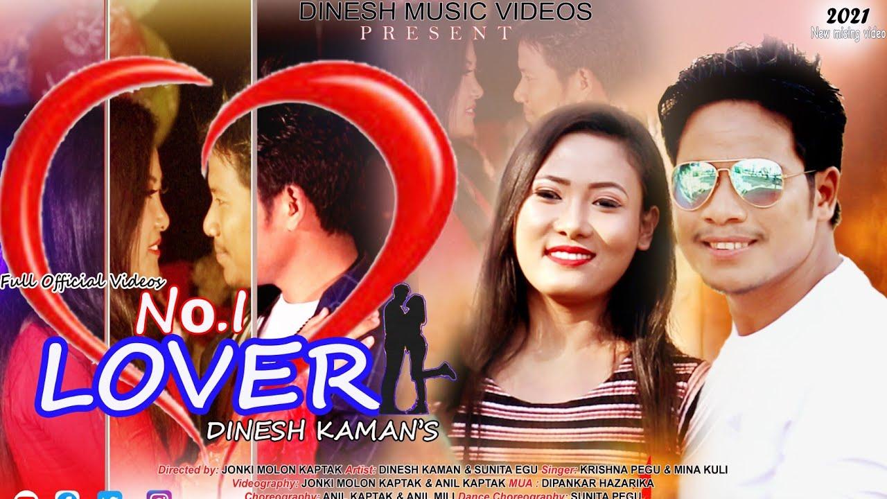 No.1 LOVER 2021 ll New Mising video ll DINESH & SUNITA ll KRISHNA & MINA ll MINTU DOLEY