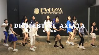 K PINK BLACK PINK 39 FOREVER YOUNG 39 DANCE COVER DIGIFEST XL AXIATA