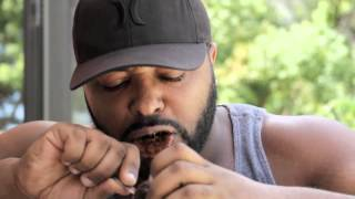 Black Guy does Mega Marmite Challenge