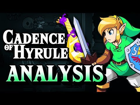 All Zelda details in the Cadence of Hyrule trailer! (Analysis)