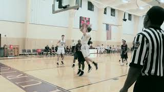 GCC  Boys Basketball vs Summit Academy 1-31-18l