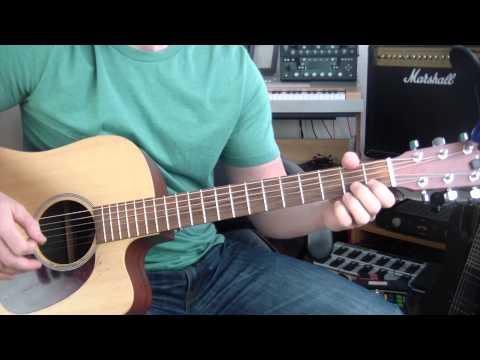 Don Mclean - American Pie - Guitar Tutorial (Intro, Verse, Chorus, Ending EVERYTHING!)