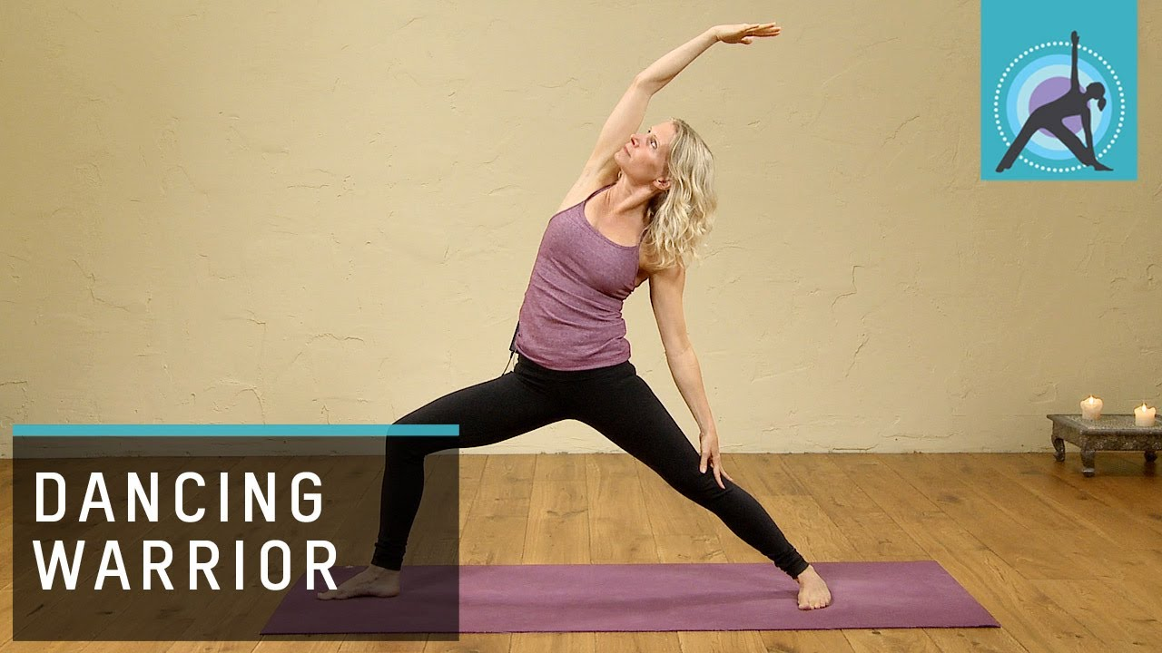 Yoga, Dancing Warrior Sequence