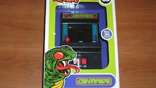 Arcade Classics Centipede! Mini Arcade Game!