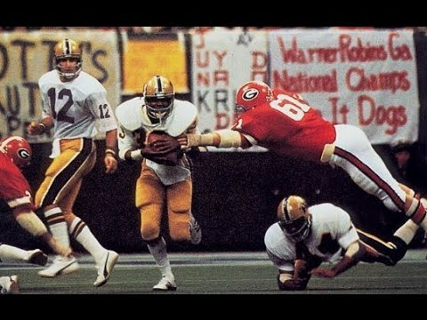Image result for tony dorsett vs georgia bulldogs