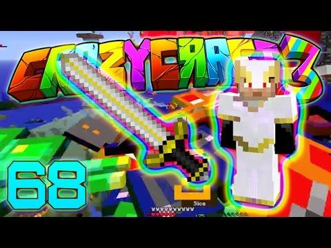 Minecraft crazy craft 3 0 inventory pet display royal guardian
