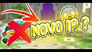 NOVO IP DO SKY MINIGAMES ( Rede SKY )