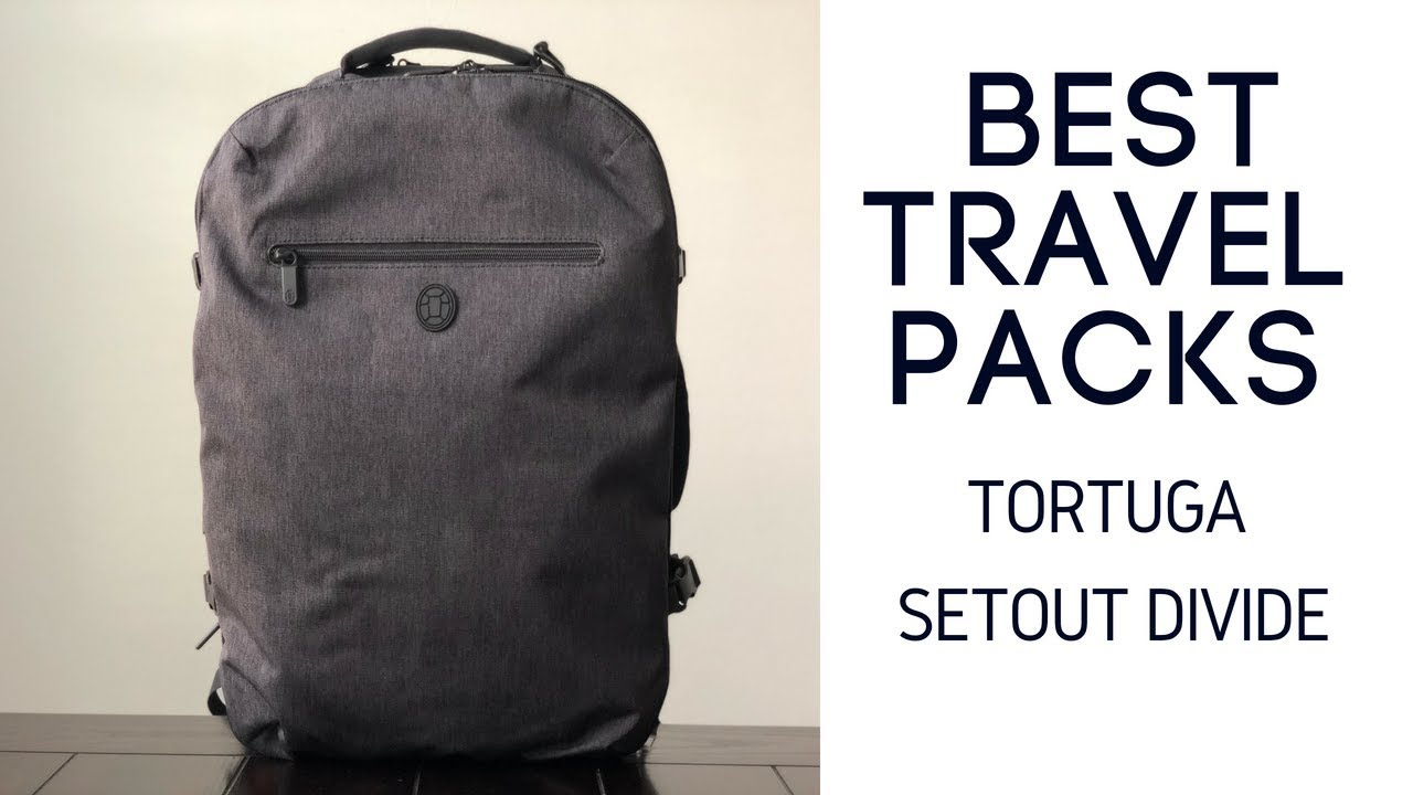 5868784a838 Best Travel Packs: Tortuga Setout Divide Review - YouTube
