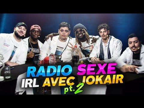 Youtube: RADIO S*XE IRL, LA MASTERCLASS DE JOEL POUR LES DÉDICACES