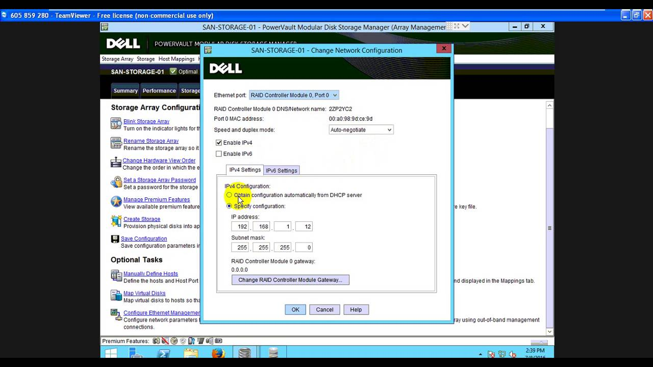 01-1 How to Install Dell Storage Manager