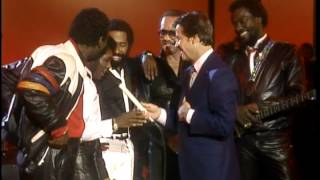 Dick Clark Interviews The Commodores on American Bandstand 1984