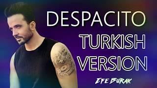 Скачать Despacito Luis Fonsi Türkçe Versiyonu Cover By Efe Burak