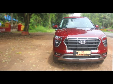 Hyundai Creta 2020 Most Detailed Review In Malayalam Drags Arena Youtube