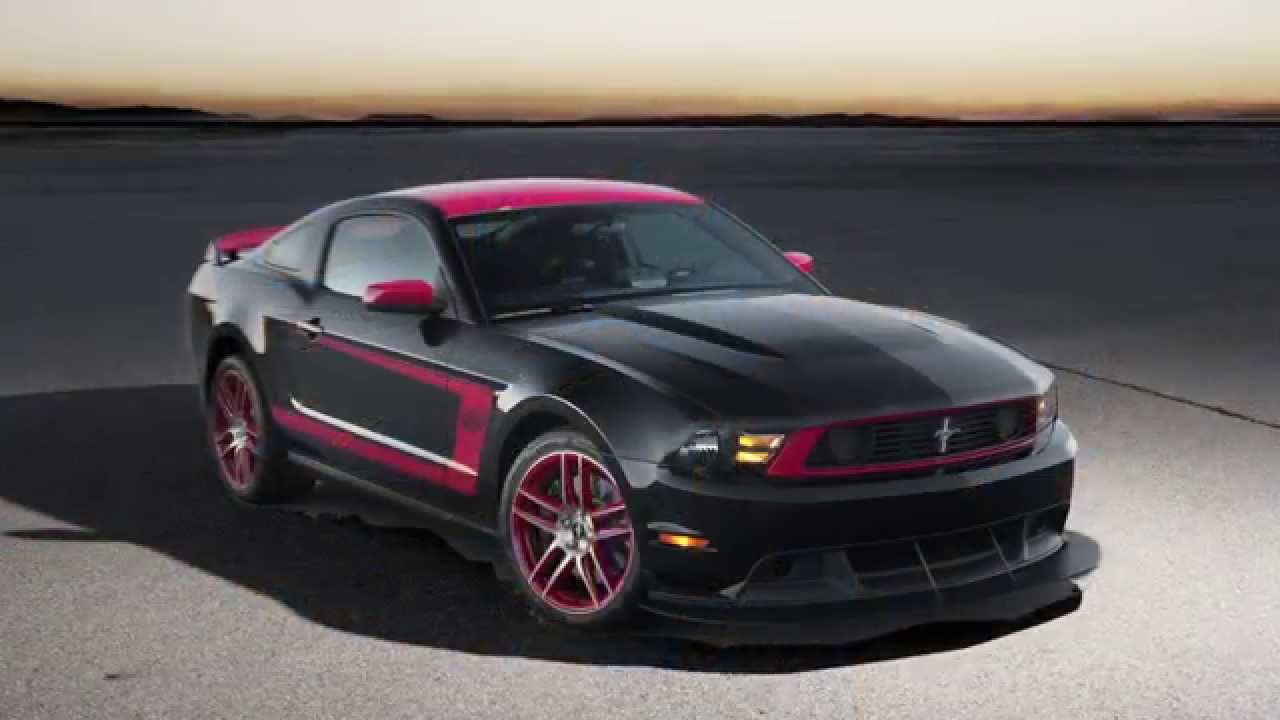 Jay\'s Top 10 Mustangs - Jay Leno\'s Garage - YouTube