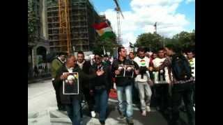 Bundesweiter Marsch nach Berlin Nr.1 am 2.06.2012 2017 Video