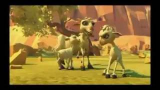 Boz Chini   قصه بز چینی ( Hazaragi animation)