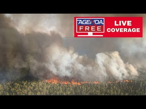 New South Wales & Queensland Fires  - LIVE COVERAGE