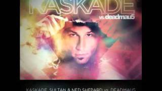 Kaskade vs. Deadmau5 - Fire in your new shoes + Ladder