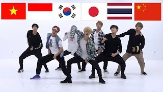 Asia Boy\u0026Girl Group Dance performance Kpop, Cpop, Jpop, Thai, Indonesian,