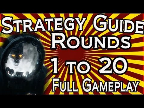 Origins strategy guide starting strategy full gameplay - Black ops 2 origins walkthrough ...