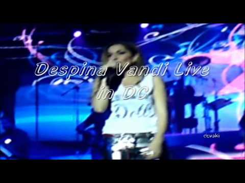 Despina Vandi - To koritsaki sou (Live DC)