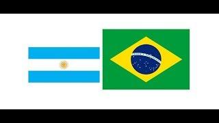 How to Draw flag of Brazil & Argentina - যার যে দল পছন্দ কমেন্ট করে জানাবেন