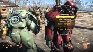 Fallout 4 Stealth Armor – Geekpixie