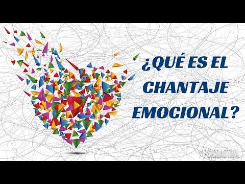 Qué Es El Chantaje Emocional