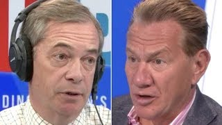 Michael Portillo Tells Nigel Farage: Nothing In My Political Career Compares To Brexit Chaos